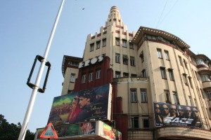 The art deco Eros in Mumbai