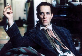 Withnail, drifting into the arena of the unwell