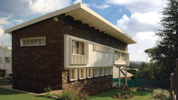 The L Ron Hubbard House, Linksfield Ridge