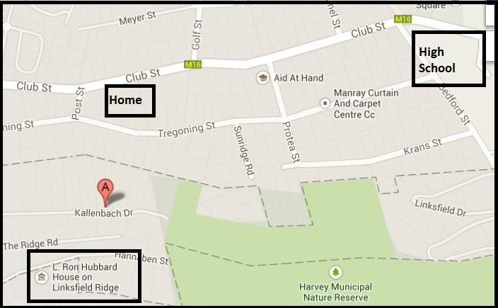 map hubbard