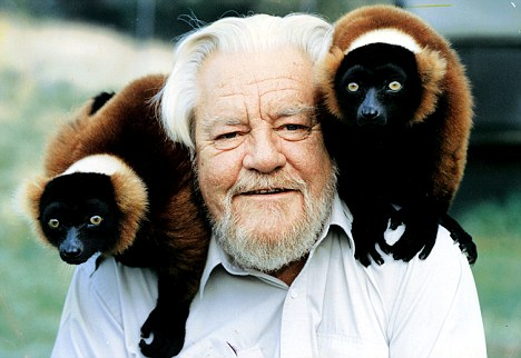 gerald durrell older man