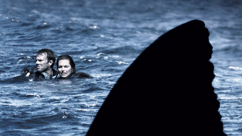 A still from Open Water
