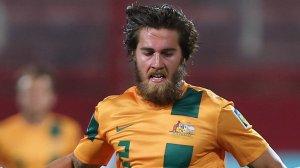 Australian soccer player, Josh Brilliante