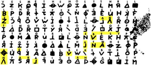 earl van best cipher