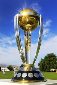 The coveted but elusive ICC Cricket World Cup trophy