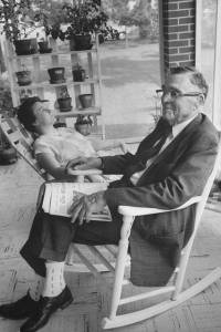 harper lee and father