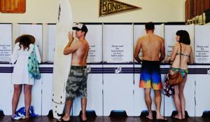 voting in aust