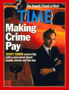 time cover turow