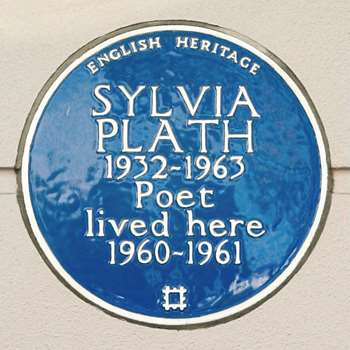 plath-plaque